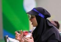 ساره جوانمردی نایب قهرمان رقابتهای جام جهانی پاراتیراندازی شد