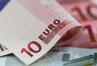 افزایش نرخ دلار بانکی/ کاهش ۲۰۰ ریالی قیمت یورو