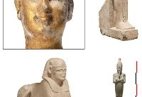 Sphinx, Baboon and Cat Statues Found in Ancient Egyptian Burial