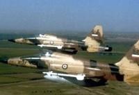 حضور پرقدرت جنگندههای نیروی هوایی ارتش در رزمایش ارتش و سپاه