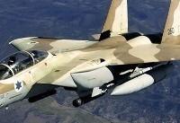 تجاوز هفت هواپیمای ارتش صهیونیستی به حریم هوایی لبنان