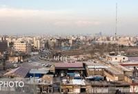 افزایش جزئی دمای تهران طی دو روز آینده