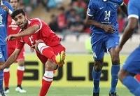 احمد الكاف عمانی داور بازی پرسپولیس - الهلال