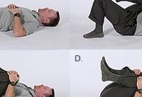 آموزش تصویری/چند حرکت ورزشی برای رهایی از کمردرد