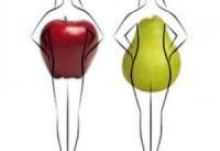 خطر مرگ در اثر سرطان پستان در کمین زنانی با اندام سیبی شکل&#۸۲۰۶;