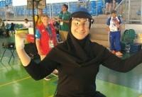 ساره جوانمردی مدال طلا گرفت/ قهرمانی تیم تپانچه خفیف ۵۰ متر