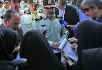 مرحله دوم طرح رعد اجرا شد/ دستگیری ۵۹۲ مجرم در پایتخت