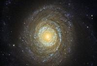 عکس روز ناسا/ کهکشانی اعجاب انگیز و پر از رنگ!