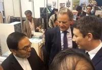گفتو گوی وزیر فرهنگ فرانسه با ابوالقاسم دلفی