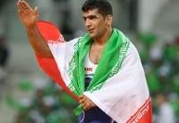 فرشاد بلفکه اولین طلایی کشتی فرنگی ایران/ حاجیپور و سوری نقرهای شدند
