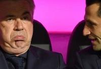 بالاک: لیگ قهرمانان سرنوشت آنچلوتی را مشخص میکند