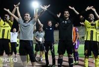 قدرتنمایی پارس جنوبی در اصفهان و بازگشت به صدر جدول