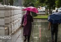 کاهش ۵ درصدی بارشهای کشور