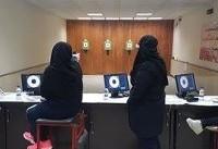 تیم ایران در تپانچه خفیف ۵۰ متر طلایی شد