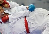 کسب ۱۲ مدال توسط کاراتهکاهای ایران در لیگ جهانی