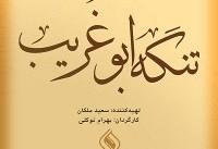 جواد عزتی و امیر جدیدی وارد «تنگه ابوغریب» شدند