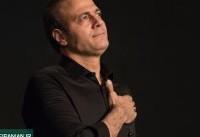 علیرضا قربانی با اجرای آلبوم «فروغ» به برج میلاد آمد | گزارش تصویری