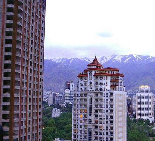 Tehran S Luxury Apartments
