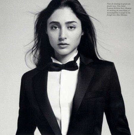 Golshifteh Farahani in Vogue Paris - kodoom.com