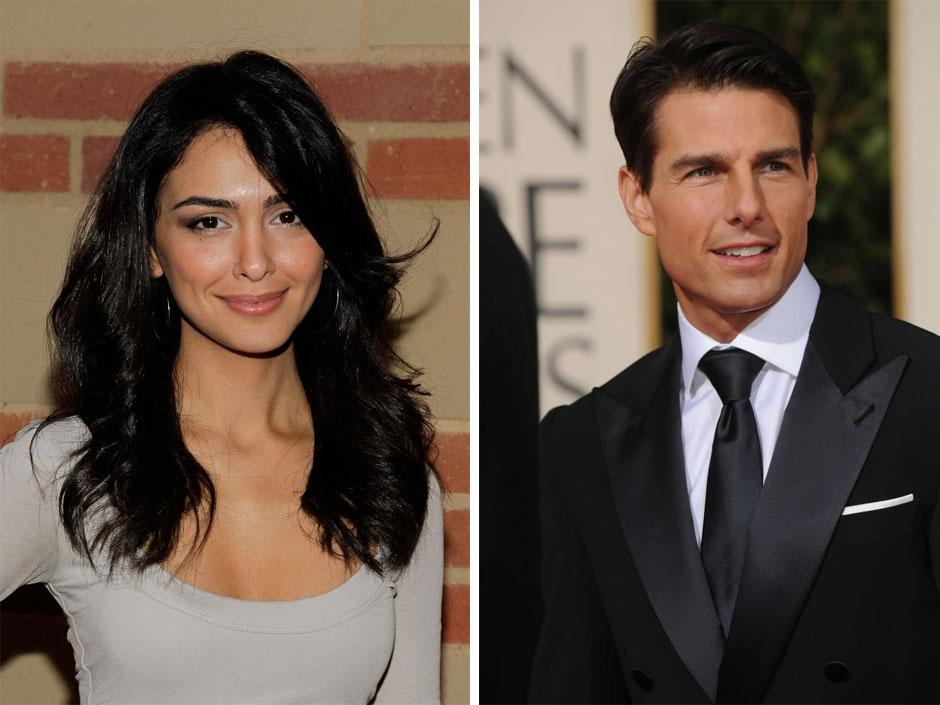 Tom Cruise Girlfriend 2020.Iranian Born Boniadi A Scientologist Auditioned As Tom