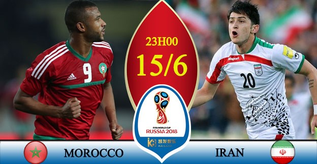 Nhận định World Cup: Ma Rốc vs Iran, 22h ngày 15/6