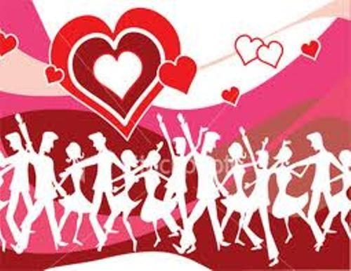 Valentineu0027s Party With KamyR   Glendale, CA   Kodoom