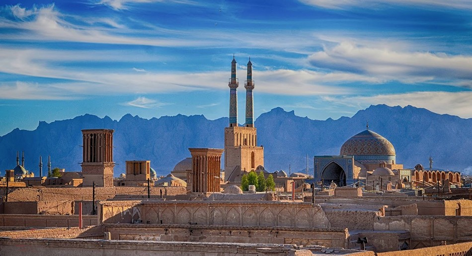 Yazd Irans First Historic City On UNESCOs World Heritage List - Unescos 15 most beautifully designed cities in the world