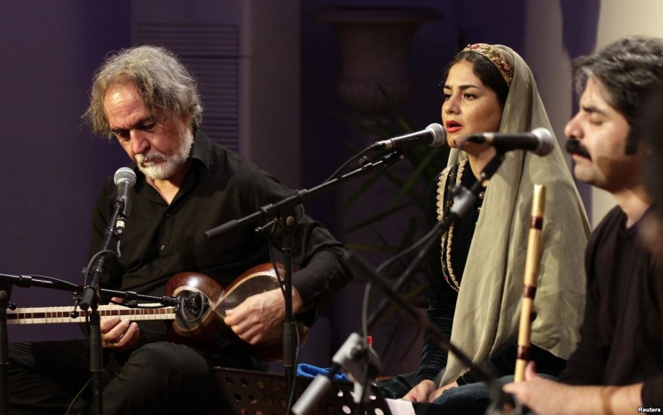 Famed Iranian musician found NOT Guilty of having a female
