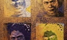 نمایشگاه نقاشی های شهناز زهتاب