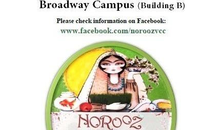 3rd International Norooz at VCC