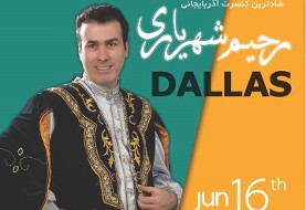 Rahim Shahryari Live in Dallas: Azerbaijani Music Concert