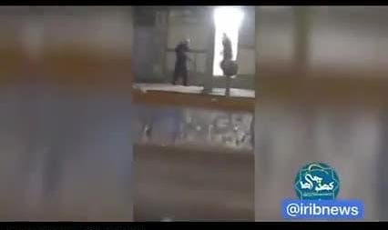 ویدئوی سرقت مسلحانه گروهی از طلافروشی در رودبار جنوب کرمان