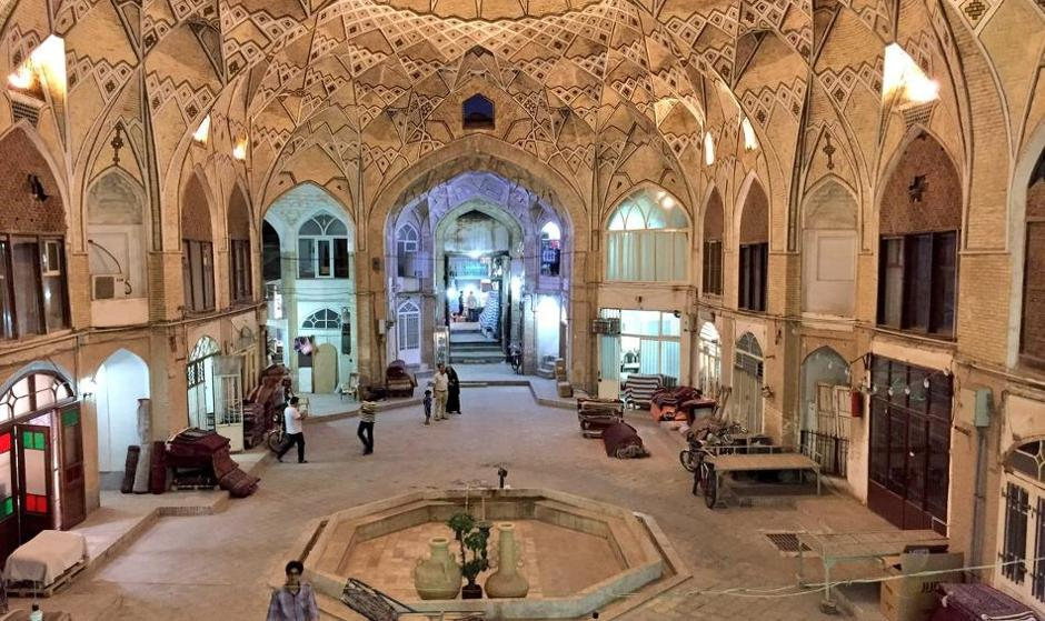 بازارچه ایرانی در سن دیگو