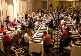 Backgammon Tournament and Big Prize
