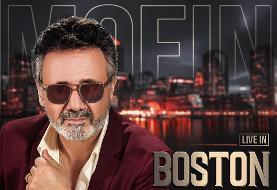 Moein Concert in Boston