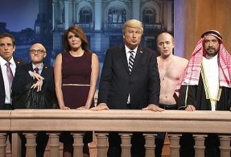Saturday Night Live Mocks Putin's Handshake ...
