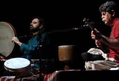 یک شب با موسیقی ایرانی و کردی: دو نوازی پژمان حدادی و علی اکبر مرادی