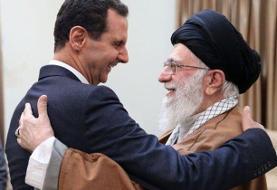 ترامپ پس از ناامیدی از مذاکره با ایران به بشار اسد نامه نوشت