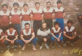 عکس پنج برادر از خانواده معروف در یک تیم فوتبال ایرانی!