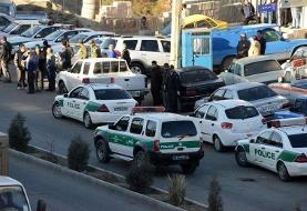 راننده پژو ۲۰۷ مأمور نیروی انتظامی را زیر گرفت و کشت