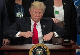 وزارت دادگستری آمریکا مانع افشای مکالمه ترامپ با یک رهبر خارجی و وعده به وی شد