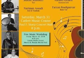 Norouz Persian Classical Music Concert