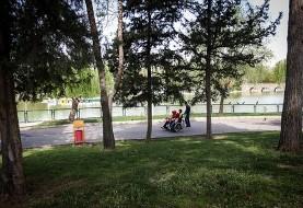 تیراندازی فردی سیاهپوش و مسلح به کلاشنیکف در پارک کودک سنندج: به کسی آسیب نرسید