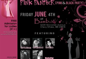 Pink Panther [Pink & Black Party]