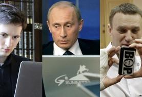 فشار روسیه بر اپل برای حذف تلگرام