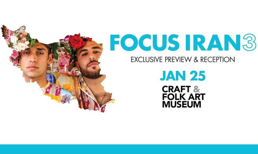 Focus Iran 3: Photography and Video, Preview & Reception