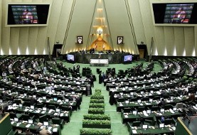 Emergency closed door session between Iranian Parliament and government to discuss the economic crisis