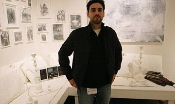 نمایشگاه آثار جدید علا ابتکار