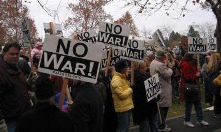 Stop War on Iran!