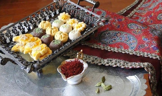 Norooz Sweet Pastries Event